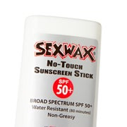 Sex wax No Touch Sunscreen Stick SPF 50 Sun Protection