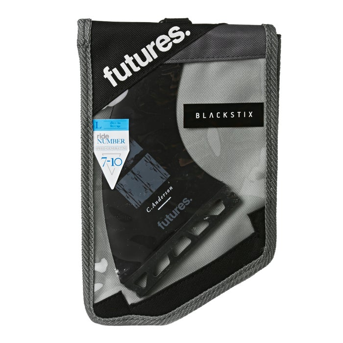 Futures Ando Blackstix Thruster Fin