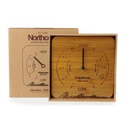 Northcore Adventure Wall Mounted Time And Tide Clock