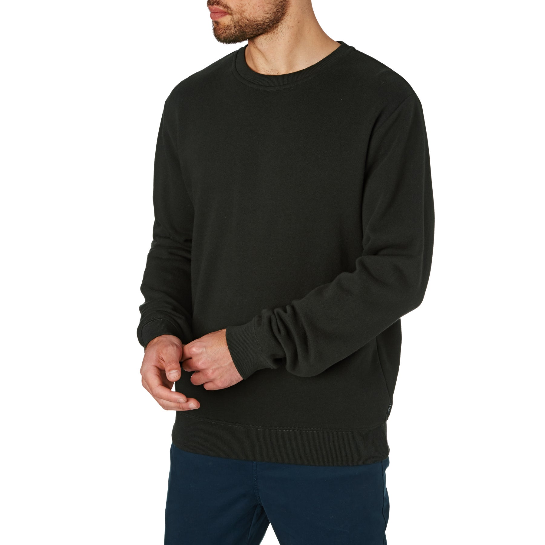 SWELL Mens Pigment Crew Sweater