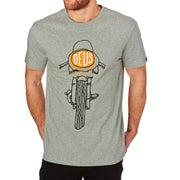 Deus Ex Machina Frontal Matchless Mens Short Sleeve T-Shirt