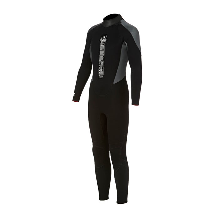 Billabong Intruder 5/4mm 2018 Back Zip Kids Wetsuit