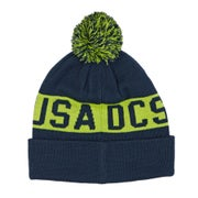 DC Chester Bobble Mens Beanie