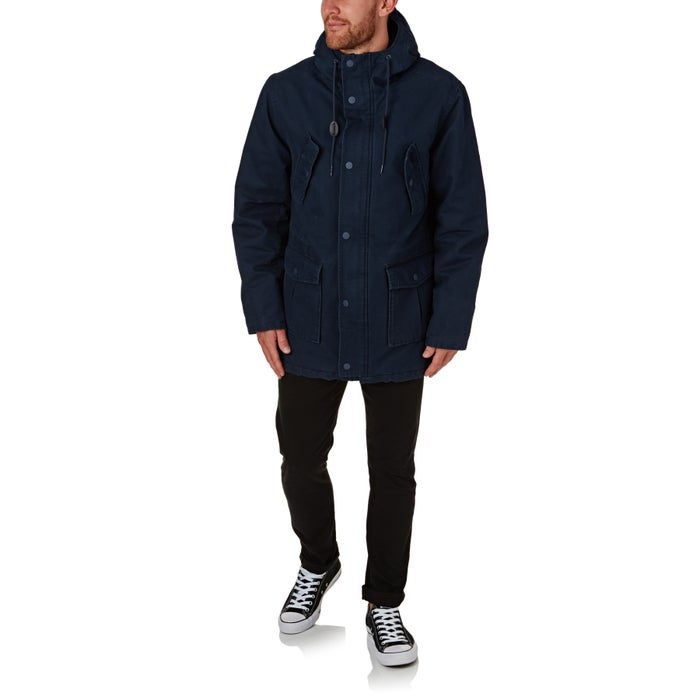 RVCA Ground Control Parka Jacket