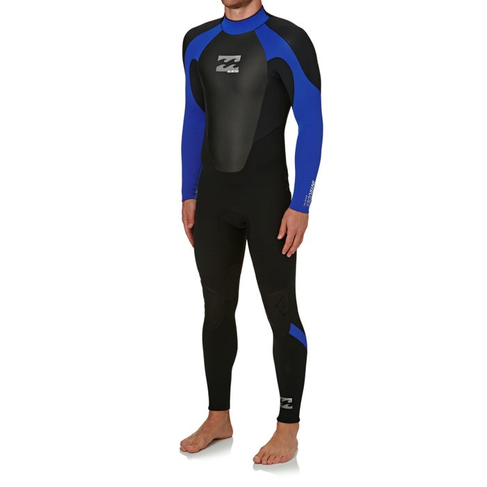 Billabong Intruder 5/4mm 2018 Back Zip Wetsuit