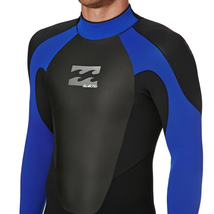 Billabong Intruder 4/3mm 2019 Back Zip Wetsuit