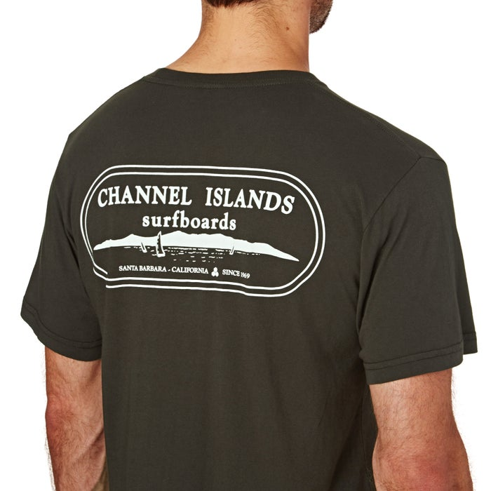 Channel Islands Oval Short Sleeve T-Shirt