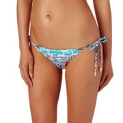 Seafolly Silk Market Hipster Tie Side Ladies Bikini Bottoms