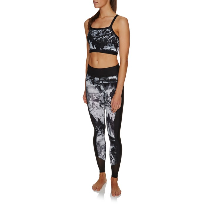 O Neill Active Reversible Ladies Sports Bra