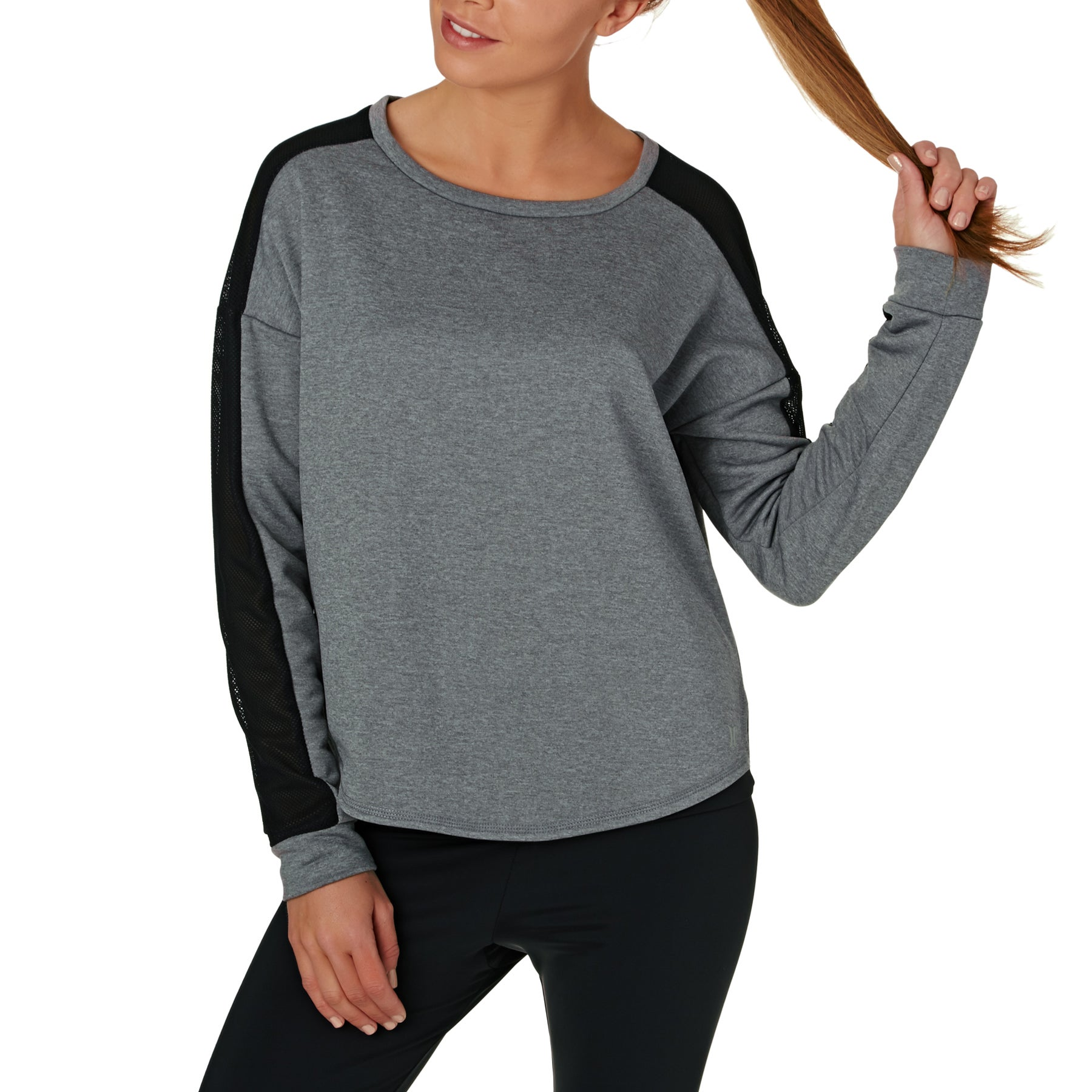 Hurley Dri Fit United Crew Ladies Sweater
