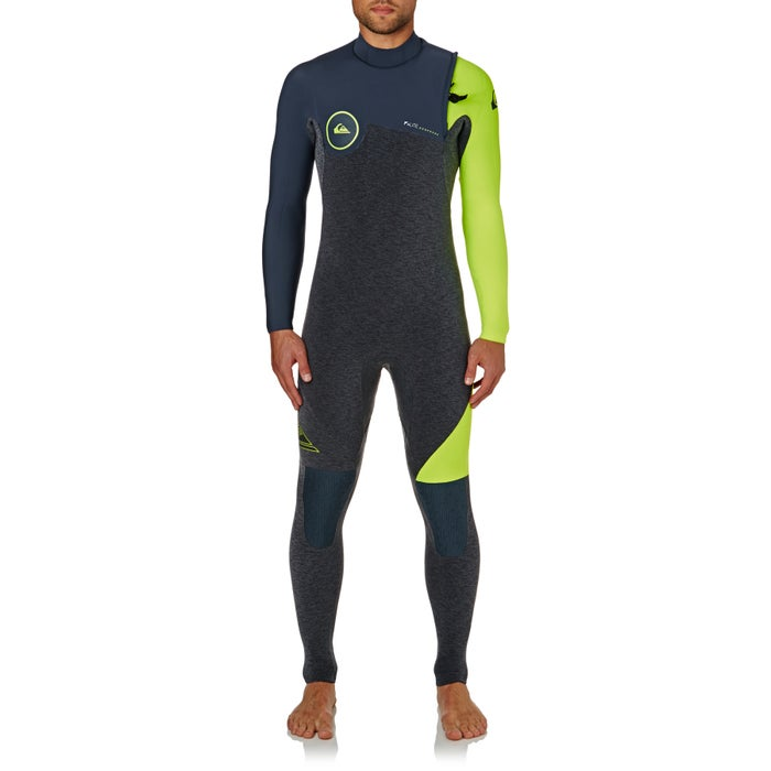Quiksilver Highline 4/3mm 2018 Zipperless Wetsuit