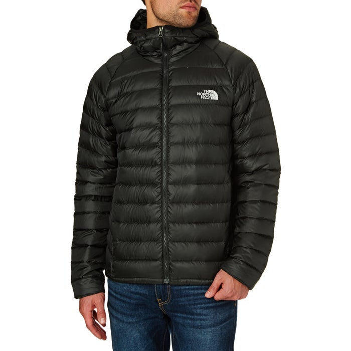 North Face Trevail Hooded Down Jacket
