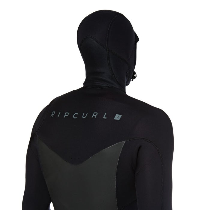Rip Curl Dawn Patrol 5/4mm 2018 Chest Zip Hooded Wetsuit