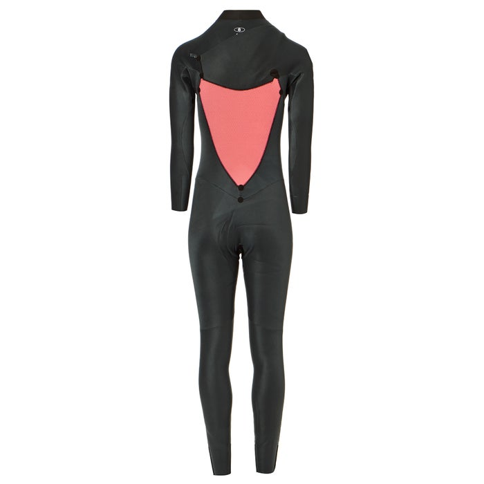 Roxy Syncro 4/3mm Chest Zip Ladies Wetsuit
