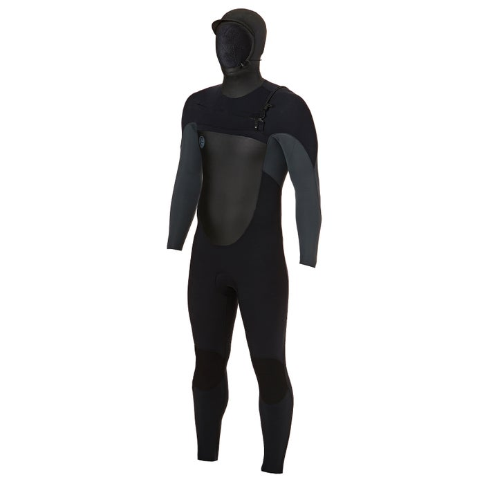 O Neill O'riginal 6/5/4mm 2018 Chest Zip Hooded Wetsuit
