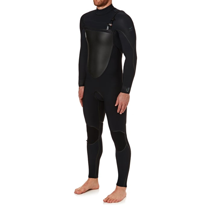 O Neill Psycho Tech 5/4mm 2018 Chest Zip Wetsuit