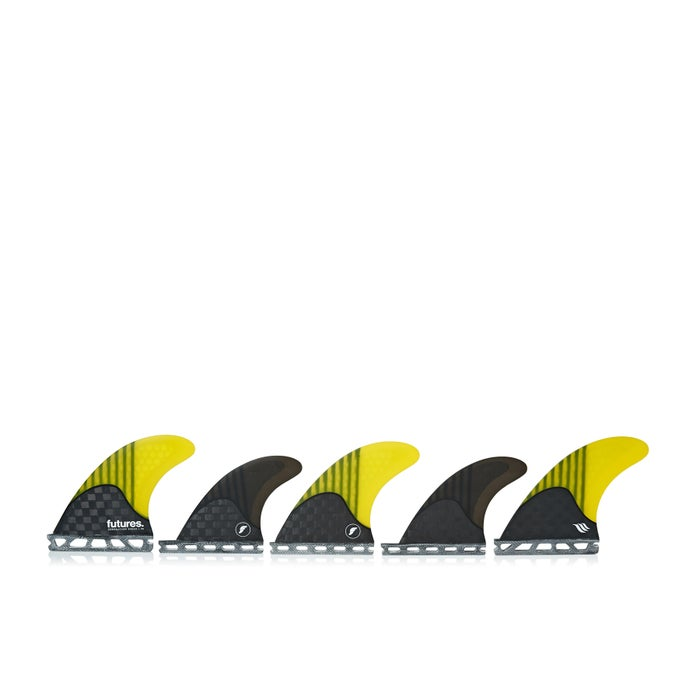 Futures V2F4 Generation Series Set of Five Fin