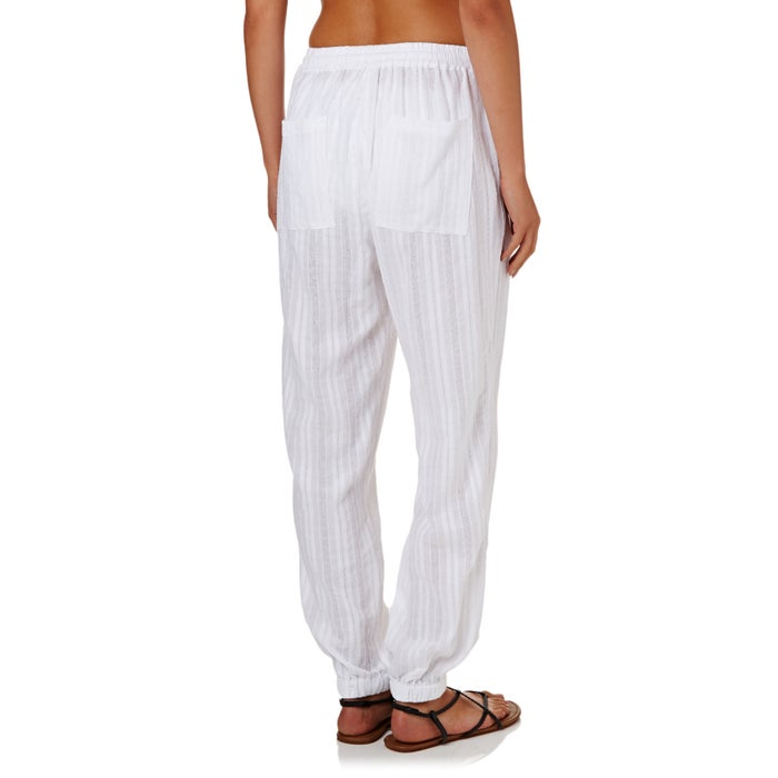 Seafolly Washed Dobby Beach Ladies Trousers