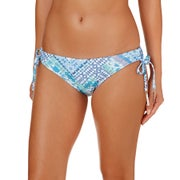 Seafolly Bazaar Loop Tie Side Hipster Ladies Bikini Bottoms