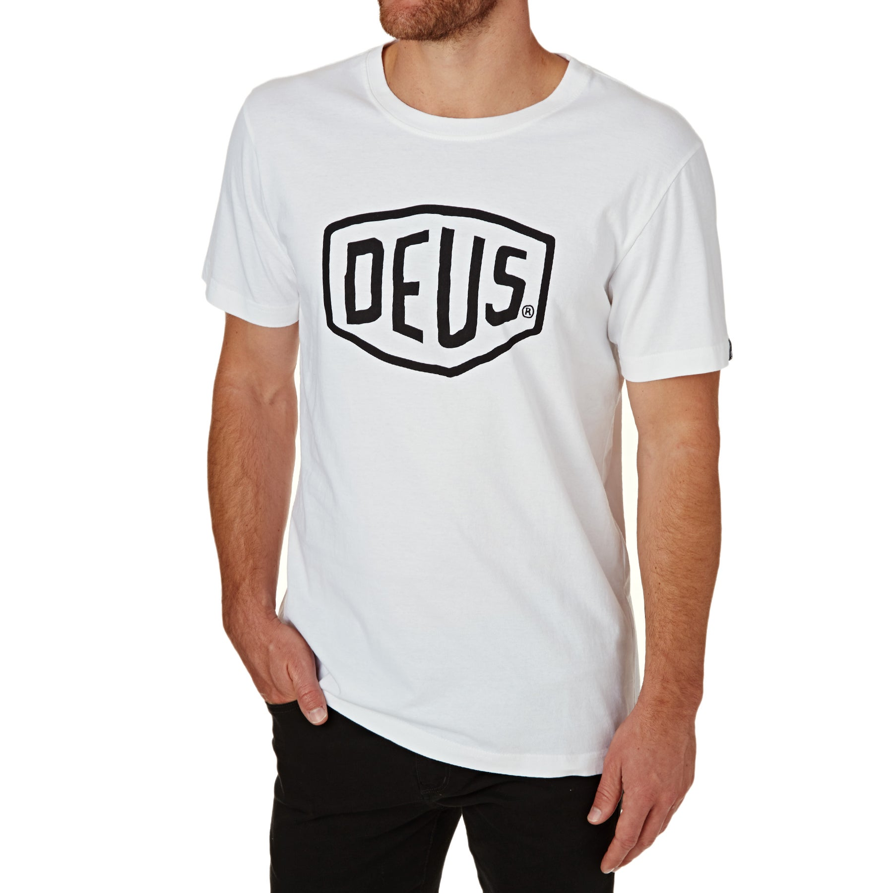 Deus Ex Machina Shield Mens Short Sleeve T-Shirt