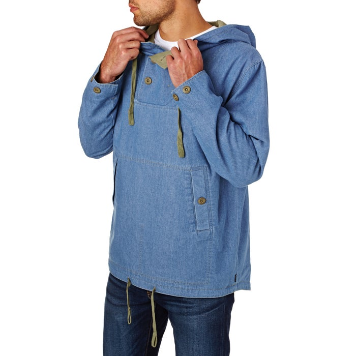 Banks Messenger Reversible Jacket