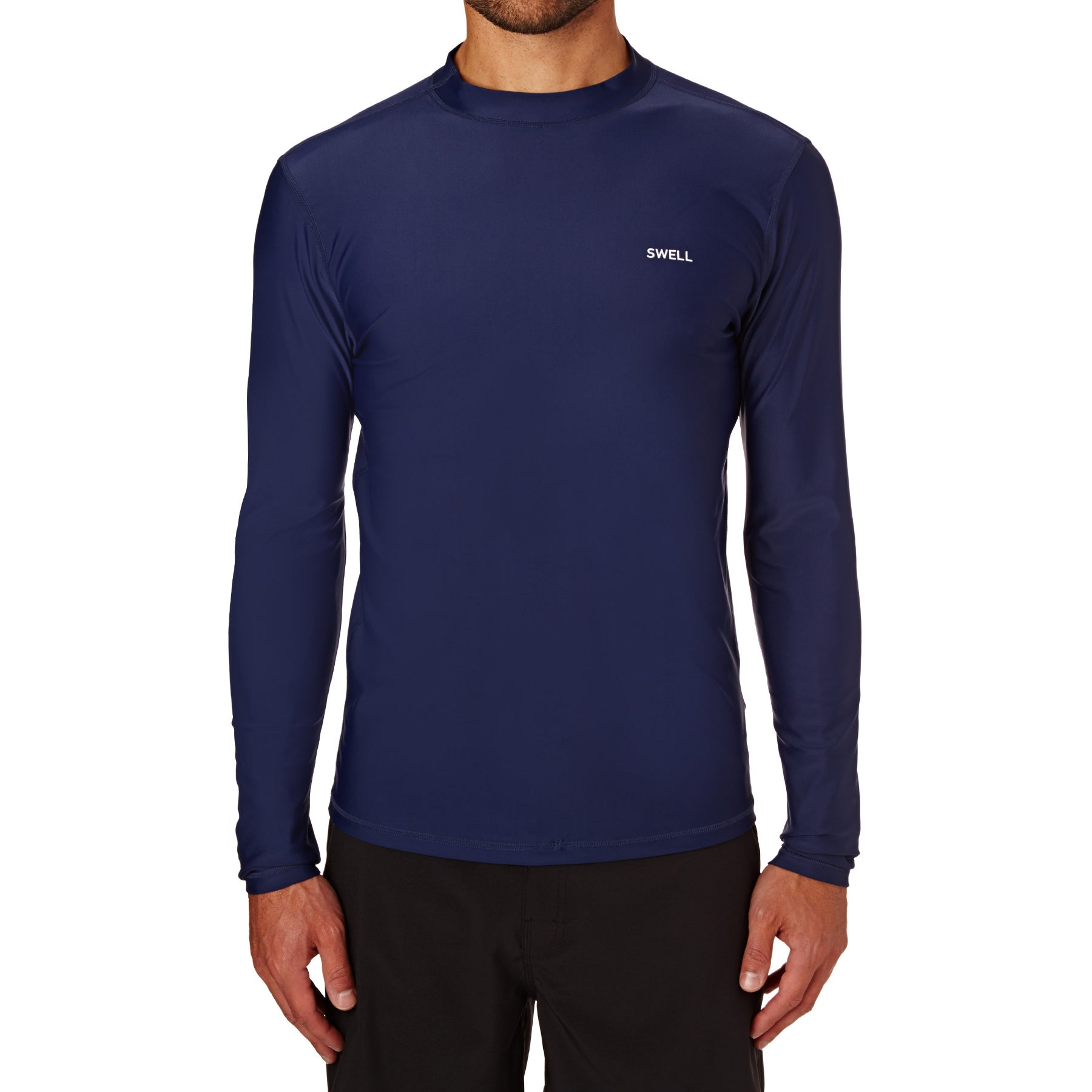 SWELL Relaxed Long Sleeve Surf T-Shirt
