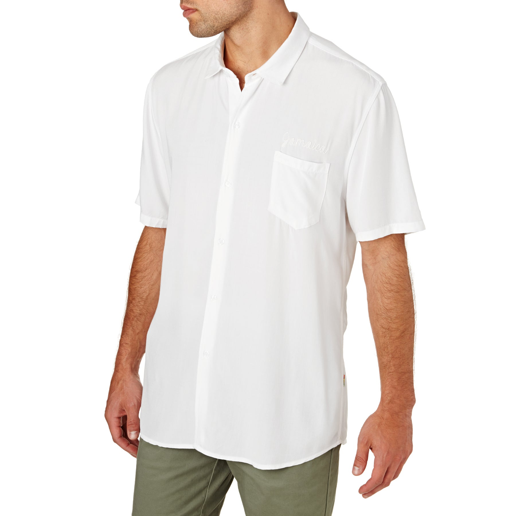 No News Kingston Short Sleeve Shirt