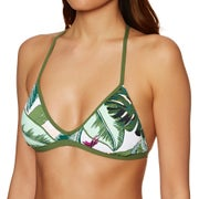 Seafolly Palm Beach Action Back Tri Bikini Top