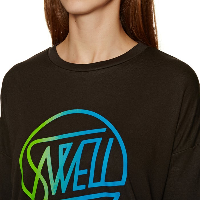 SWELL Rolling Ladies Long Sleeve T-Shirt