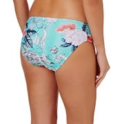 Seafolly Modern Love Ruched Side Retro Bikini Bottoms