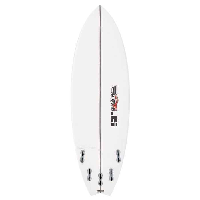 JS Industries Psycho Nitro Swallow FCS II Surfboard