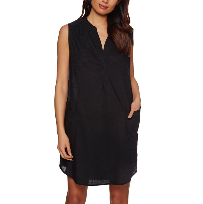 Seafolly Palm Beach Sleeveless Shirt Ladies Dress