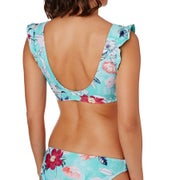 Seafolly Modern Love Wrap Front Ladies Bikini Top