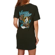 Volcom Boyfriend Me Ladies Dress