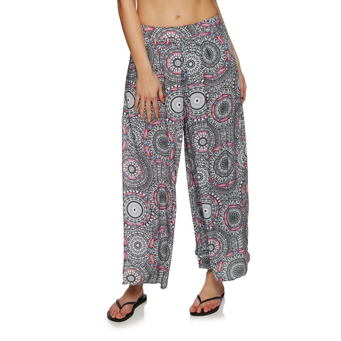 Seafolly Sahara Nights Crochet Print Ladies Trousers