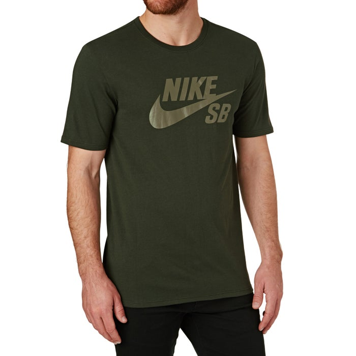 Nike SB Logo Short Sleeve T-Shirt