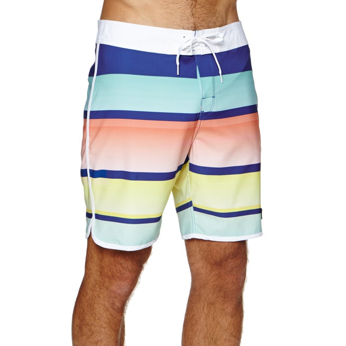 DC No Lies Scallop Boardshorts