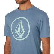 Volcom Circle Stone Mens Short Sleeve T-Shirt