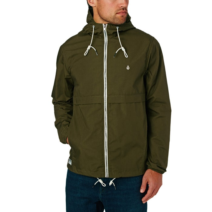 Volcom Howard Hooded Mens Jacket