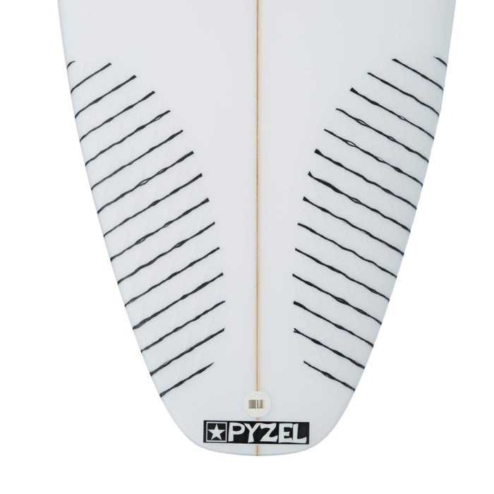 Pyzel Voyager Futures 3 Fin Surfboard
