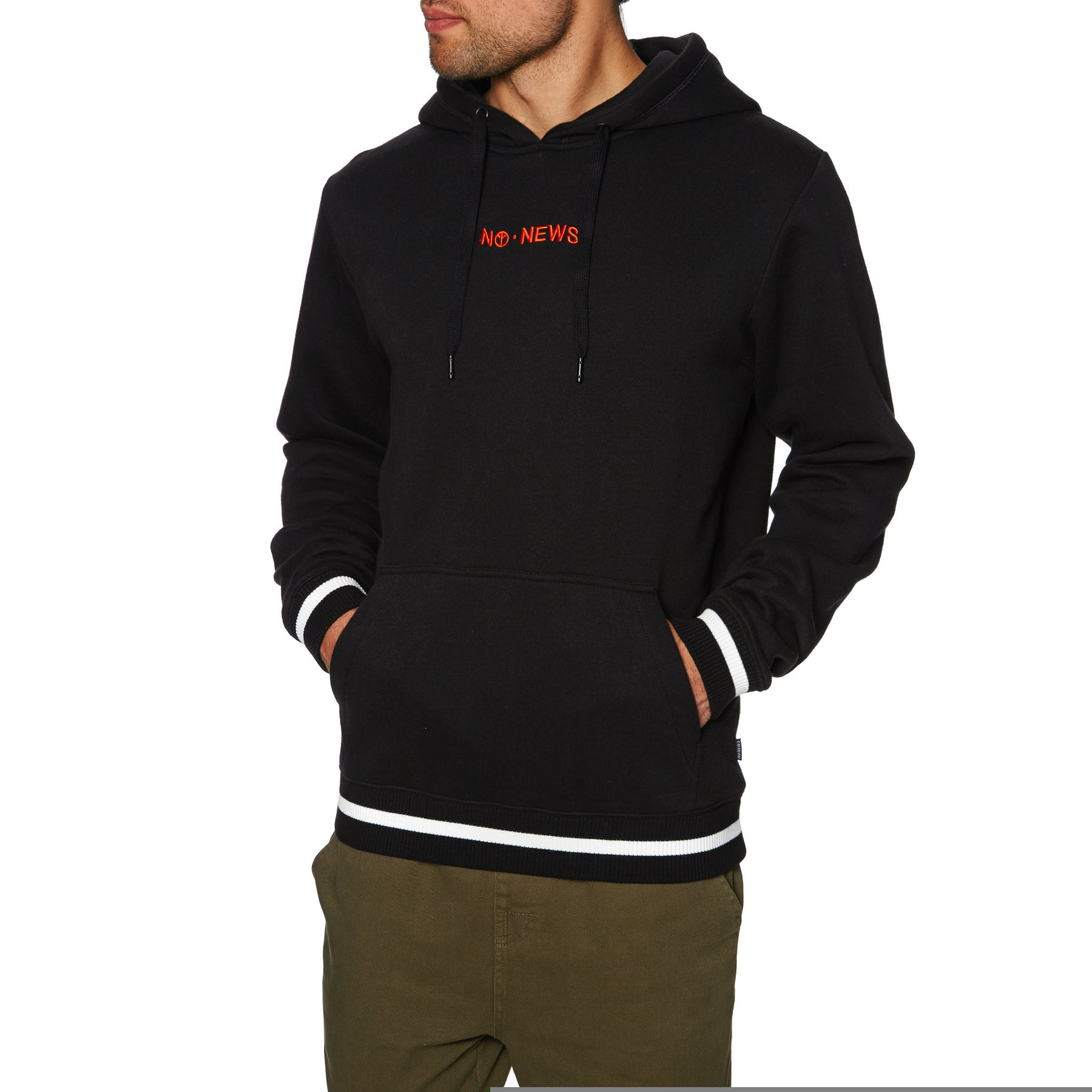 No News Peace Enthusiast Pullover Hoody