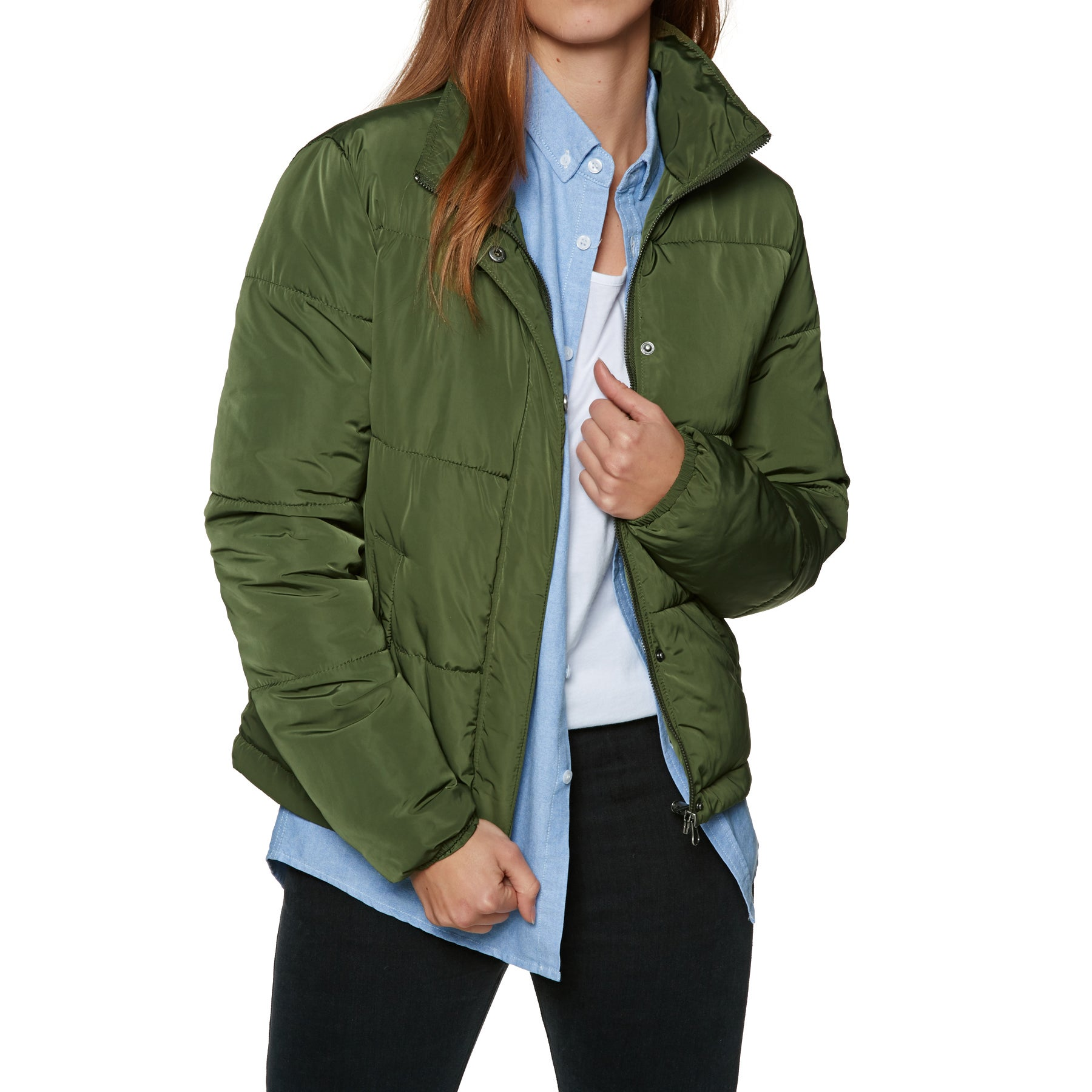 The Hidden Way Suvi Puffa Ladies Jacket