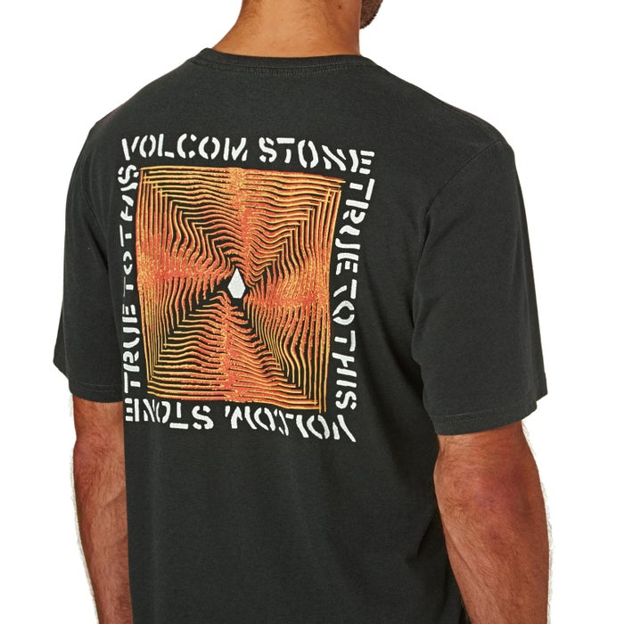 Volcom Stone Radiator Mens Short Sleeve T-Shirt