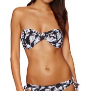 Billabong Sol Searcher Twist Bandeau Ladies Bikini Top