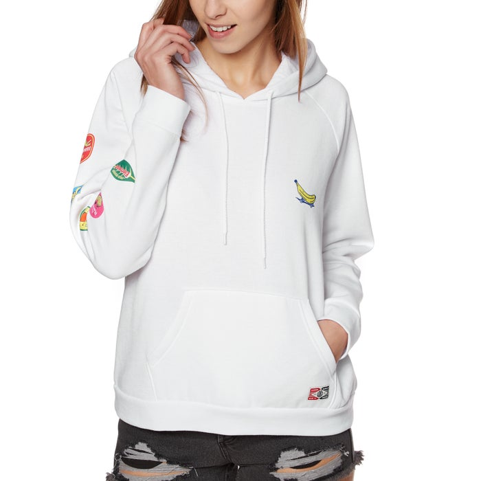 Element On Fire Ladies Pullover Hoody