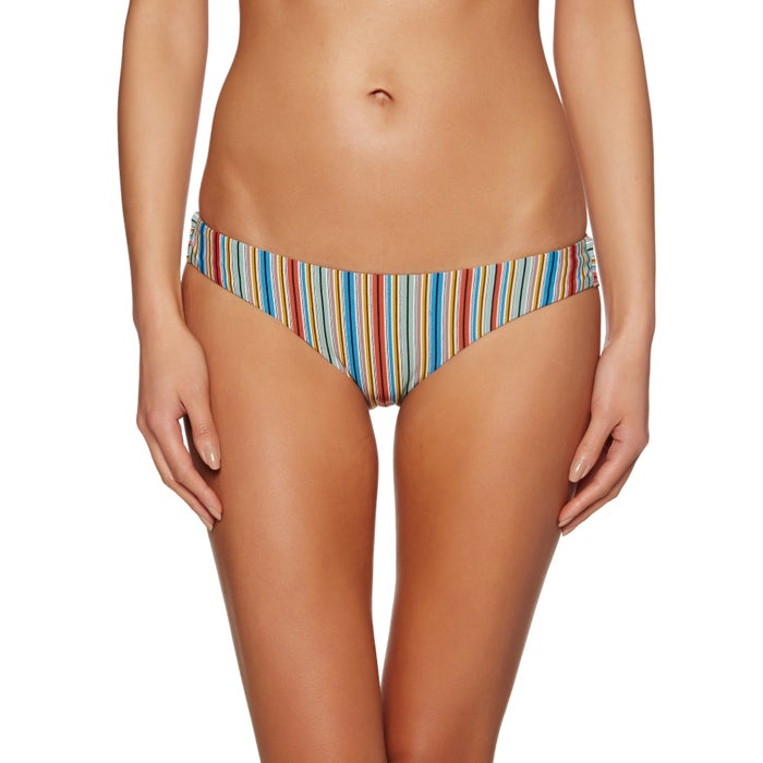 RVCA Sixteenth St Cheeky Ladies Bikini Bottoms