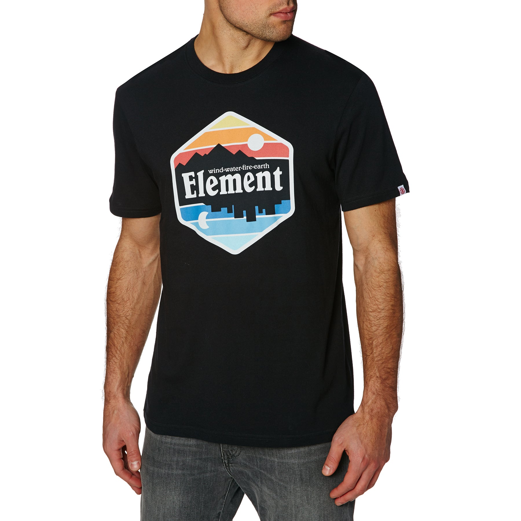 Element Dusk Mens Short Sleeve T-Shirt