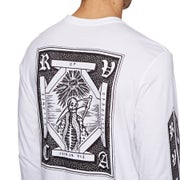 RVCA Join Or Die Long Sleeve T-Shirt