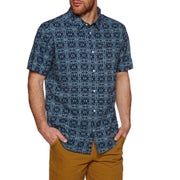 RVCA Vision Short Sleeve Shirt