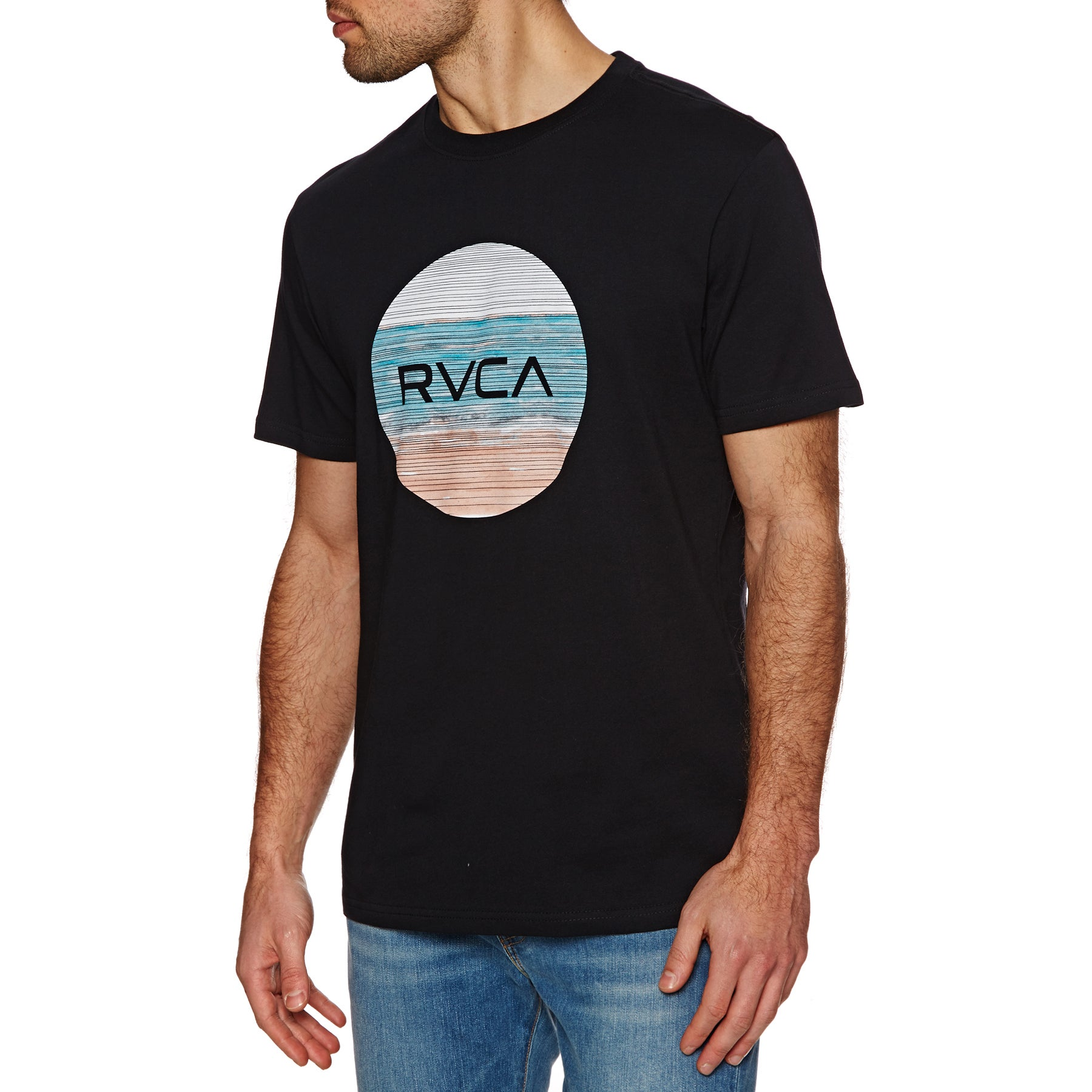 RVCA Motors Standard Short Sleeve T-Shirt